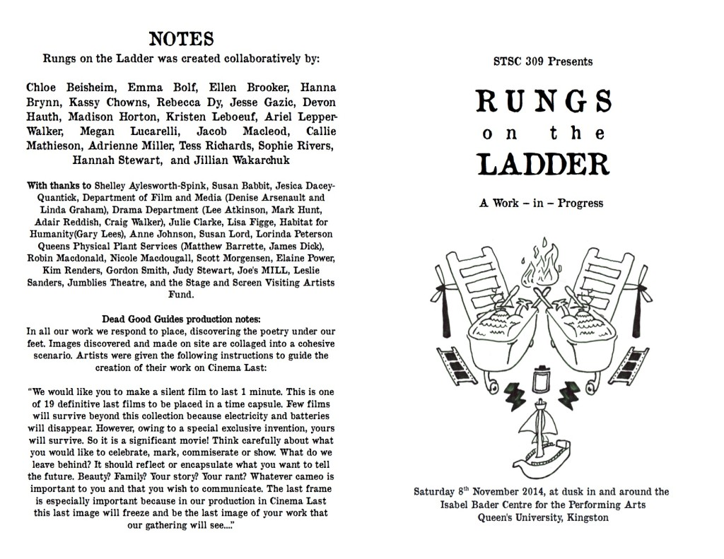 rungs on the ladder program